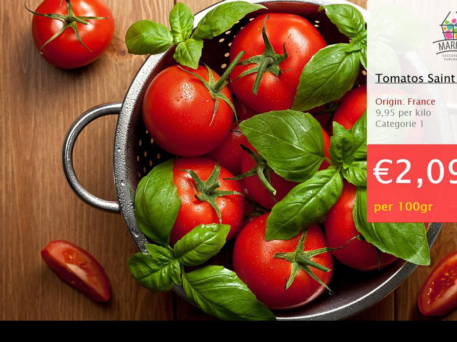 Grocery Shop Template Image